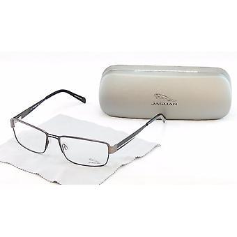 جاكوار نظارات الإطار 33058-817 براون المعادن عالية الجودة ألمانيا 57-17-140