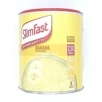 Slimfast Banana 292g, Meal Shake Banana Flavour