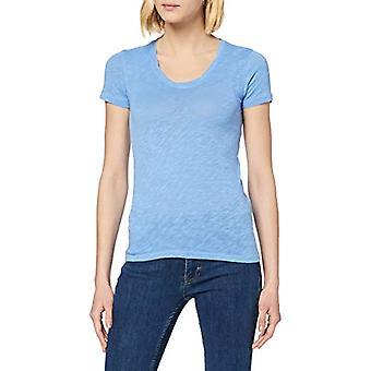 Marc O'Polo 002226151057 T-Shirt, Blue (Foggy Sky 865), XS Woman