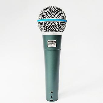 Handheld Karaoke Wired Dynamic Microphone For Sm 58 57 Beta58a Beta58 Bm800 Pc