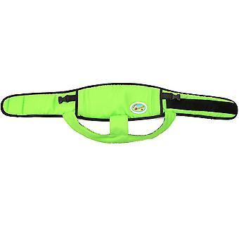 العشب الأخضر الطفل كرسي الطعام تحديد الحزام، حزام الحماية ضد سقوط az22436