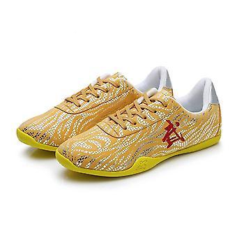 Traditional Men Kung Fu Taiji Tai Chi Shoes, Taekwondo, Wear-resistant,