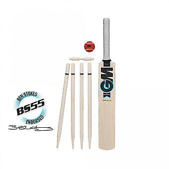 GM Diamond Cricket Set- Bat Size 3