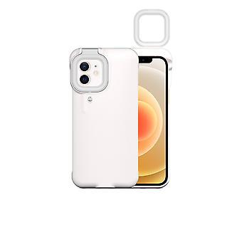 Selfie migający etui na telefon komórkowy z lampką napełniającą