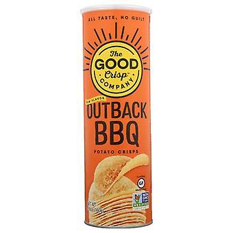 The Good Crisp Company Crisps Outback Bbq, Case van 8 X 5.6 Oz