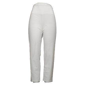 Kvinder med kontrol Kvinders Petite Pants Tushy Lifter Hvid A374340