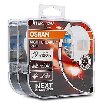 Ampoule automobile OS9006NL-HCB Osram HB4 51W 12V (2 Pièces)