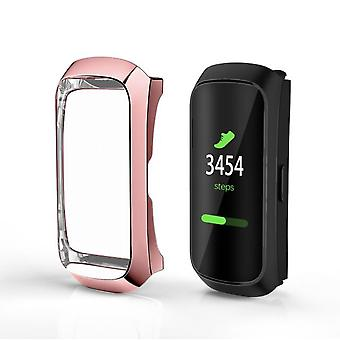 Samsung Galaxy Fit Protective Sleeve R370 Tpu Plating Anti-fall Case