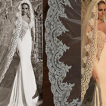 الحجاب الزفاف، الحجاب حفل زفاف طويل