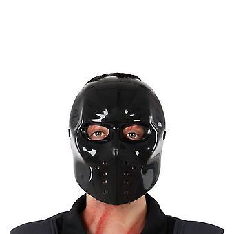 Maschera Halloween 117760 Nero