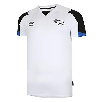2021-2022 Derby County Home Shirt (Kids)