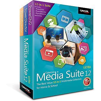 Cyberlink Media Suite 12 Ultra PC