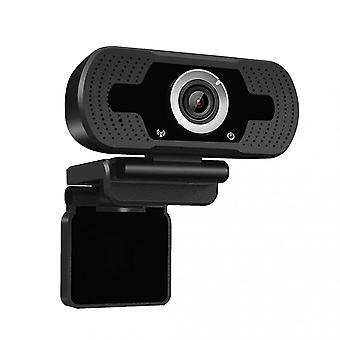 Webcam hd 1080p com microfone Câmera webcam USB