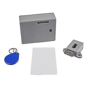 Card Lock For Cabinets And Doors