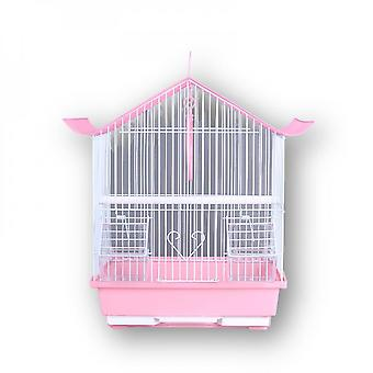 Pet Products Small And Medium-sized Wire Birdcage