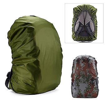 35L-60l outdoor waterproof backpack cover dustproof camping hiking rainproof backpack protective accessories
