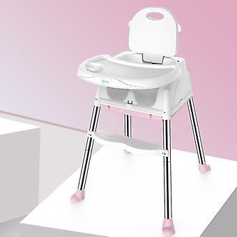 Multifunksjons justerbar og bærbar høy stol