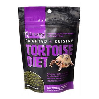 Flukers Crafted Cuisine Tortoise Diet - 6.5 oz