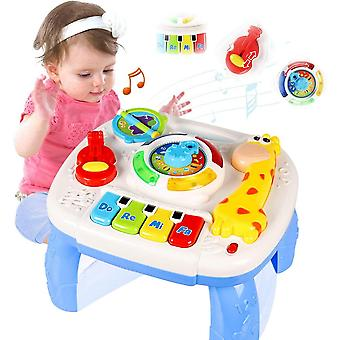 Baby Toy 12-18 Months Musical Learning Table