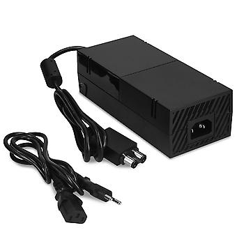 Brique d'alimentation Xbox One, [Version mise à niveau] Câble cordon d'alimentation du cordon d'alimentation du chargeur de remplacement de l'adaptateur secteur Xbox Xbox pour Microsoft Xbox One, tension 100-240v