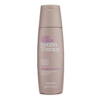 Alfaparf Lisse Design Keratin Therapy Maintenance Conditioner - 250ml/8.45oz