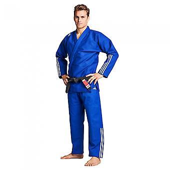 Adidas Quest BJJ GI - blauw