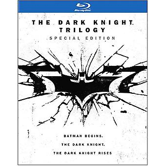 Dark Knight Trilogy [Blu-ray] USA import