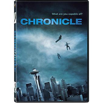 Chronik [DVD] USA import