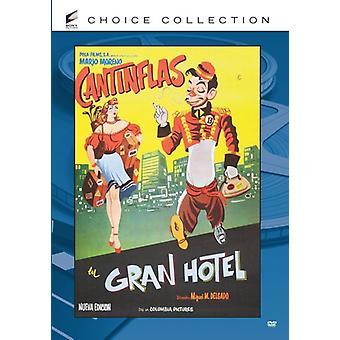 Import USA Gran Hotel [DVD]
