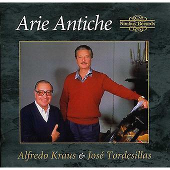 Alfredo Kraus - importation USA Arie Antiche [CD]