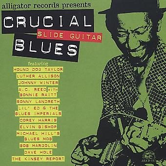 Crucial Slide Guitar Blues - Crucial Slide Guitar Blues [CD] USA importar