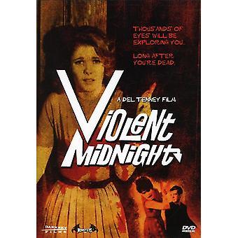 Violent Midnight [DVD] USA import