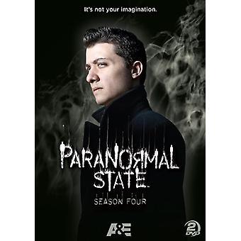 超常現象の状態: シーズン 4 【 DVD 】 USA 輸入