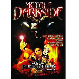 Metal's Darkside-the Hard & the Furiou [DVD] USA import