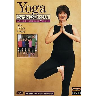 Yoga for the Rest of Us: Step by Step Workout [DVD] USA import
