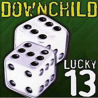 Downchild - Lucky 13 USA (réédition) [CD] import