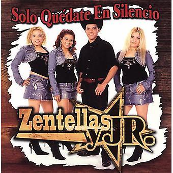 Zentellas Y Jr. - Solo Quedate En [CD] USA import