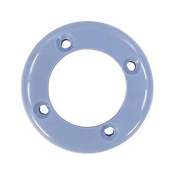 Custom 25545-009-000 Liner Return Fitting Face Plate - Light Blue