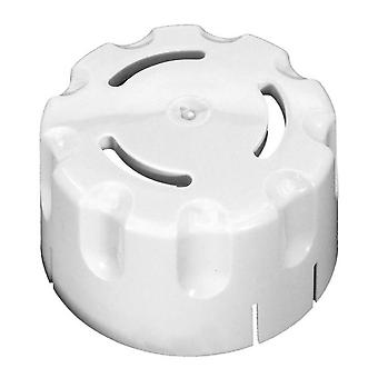 Speck Pumps 2301002021 Air Regulator Top Part - White