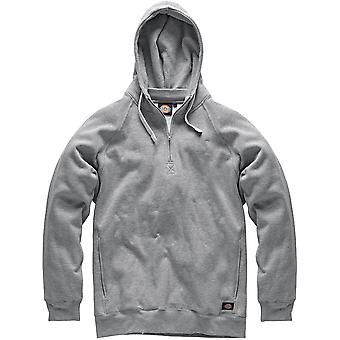 Dickies Mens Elmwood Hoody Hooded Sweatshirt grijs SH11900