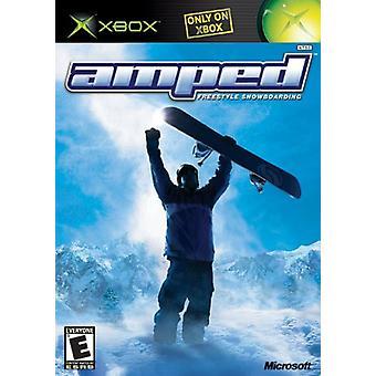 Amped Freestyle Snowboarding - Nouveau