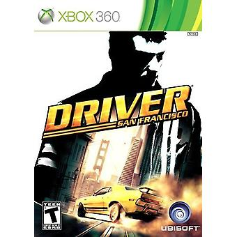 Driver San Francisco-klassikere (Xbox 360)-ny