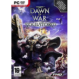 Warhammer 40 000 Dawn of War - Soulstorm Expansion Pack (PC DVD) - New