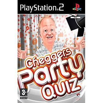 Cheggers Party Quiz (PS2) - New