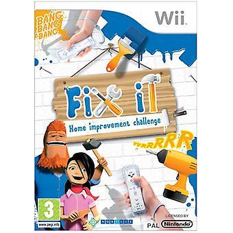 Fix It (Wii) - New