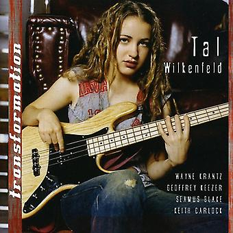 Tal Wilkenfeld - transformatie [CD] USA import