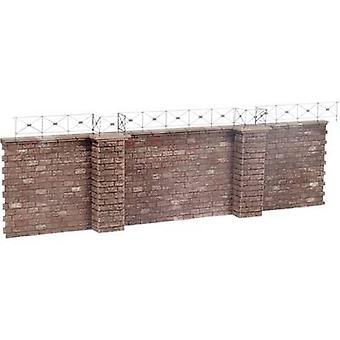H0 bakstenen muur keermuur MBZ 80246