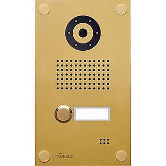 myintercom myi0004 IP porta video citofono LAN Outdoor pannello indipendente Gold