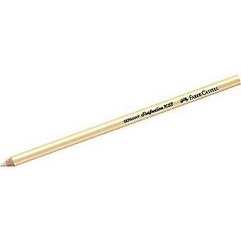 قلم فابر كاستل ممحاة 185812 175 ملم بيج