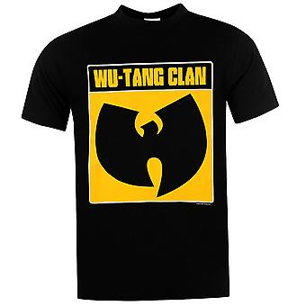 Groupe officiel Merch Mens Tang Clan T Shirt manches courtes Round Neck Tee Top
